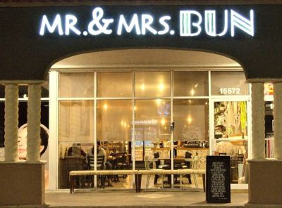 Mr. and Mrs. Bun, A Peruvian Delight