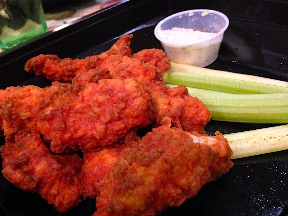 Cheesecake Factory Buffalo Chicken Strips