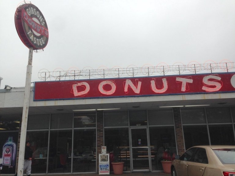 Gibson's Donuts – Memphis, Tennessee
