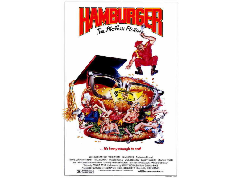 Is Hamburger The Motion Picture a CLASSIC?