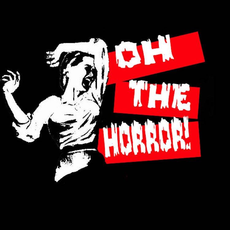 Oh The Horror DVD Shoppe! Logo