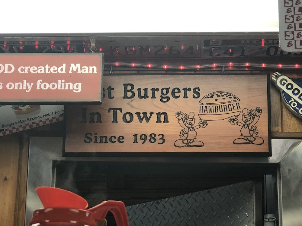 Since 1983 Counter Sign