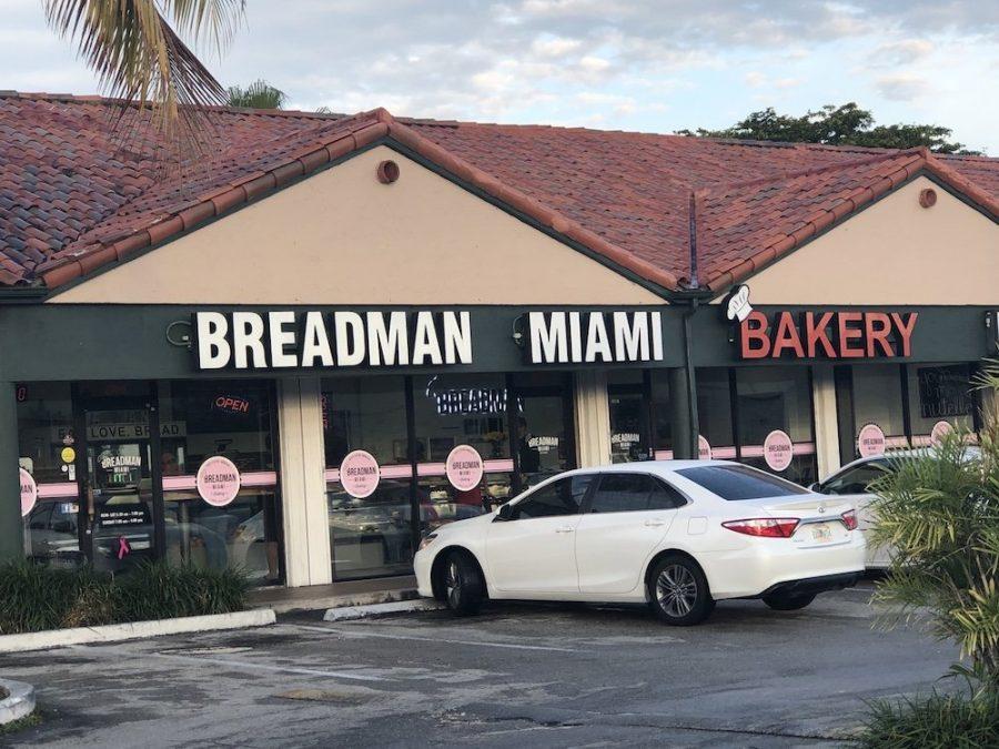 Breadman Bakery in Hialeah