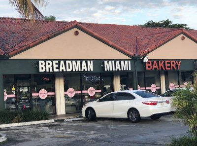 Breadman Bakery, This Guy Knows His Sh...Stuff