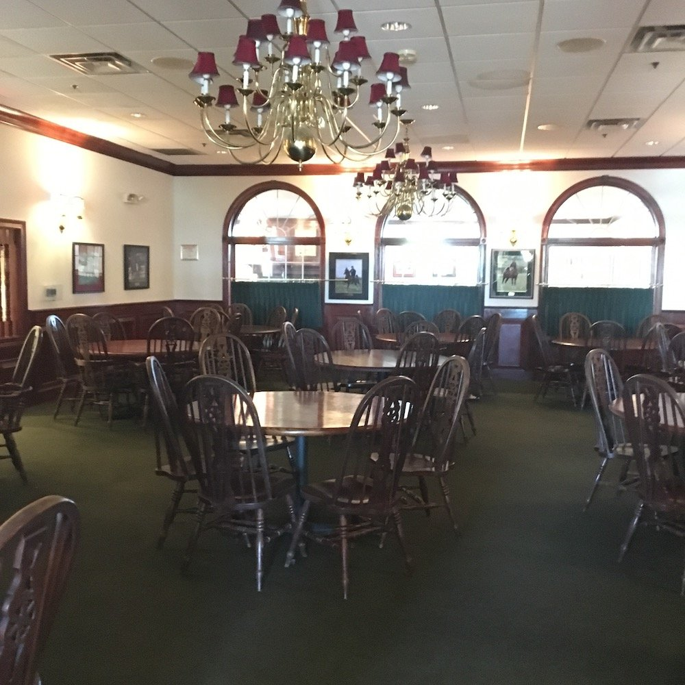 Claudia Sanders Dinner House Dining Room