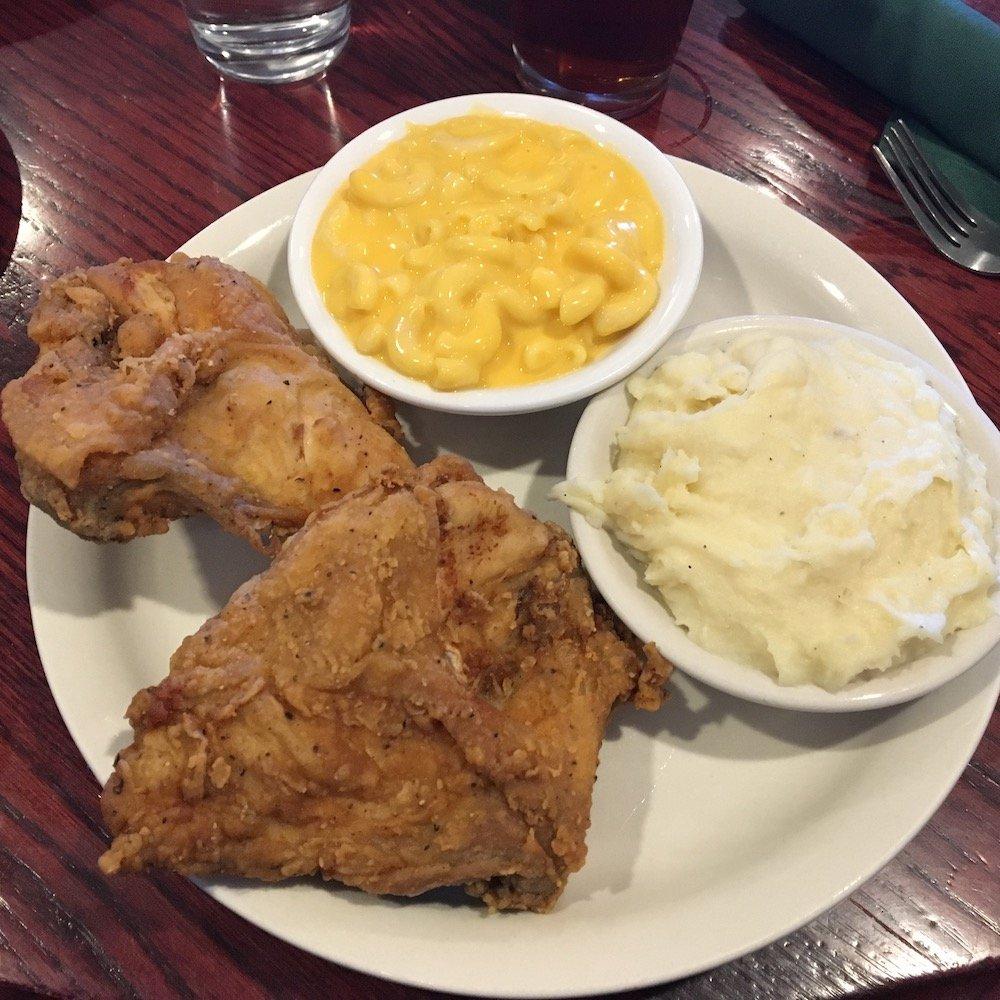 Claudia Sanders Dinner House Fried Chicken