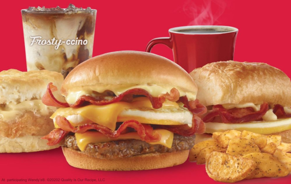 Wendy's Breakfast