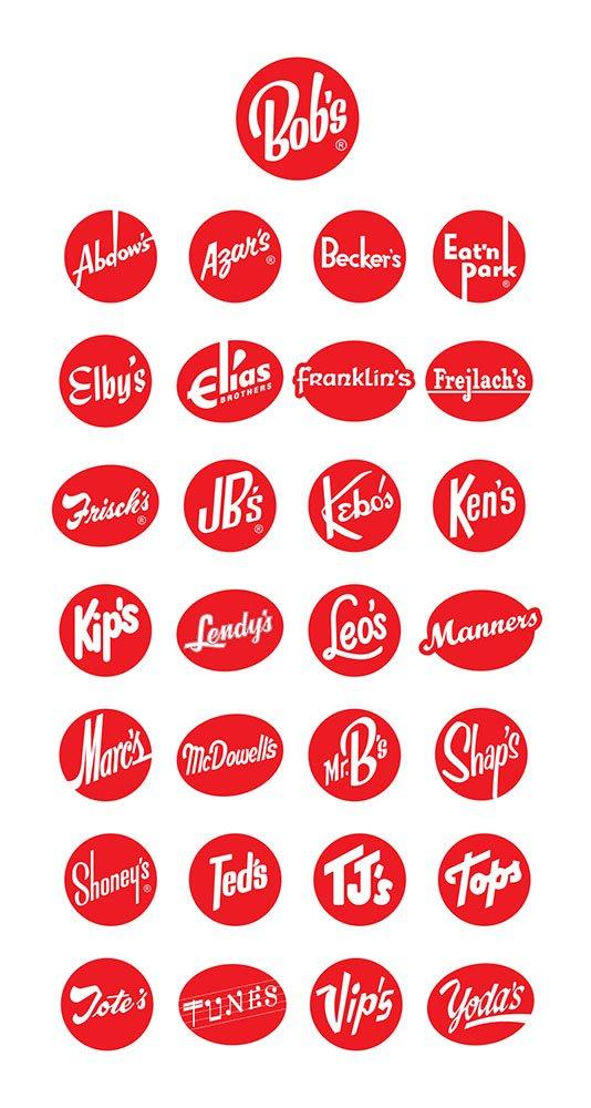 Big Boy Restaurants Logos
