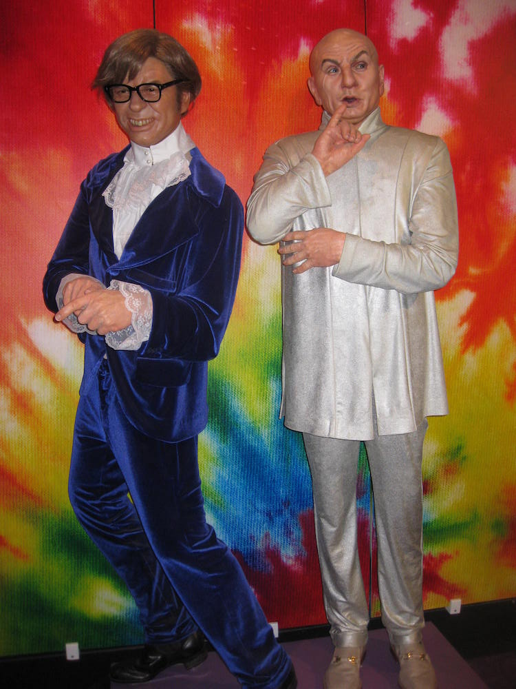 Austin Powers & Dr. Evil