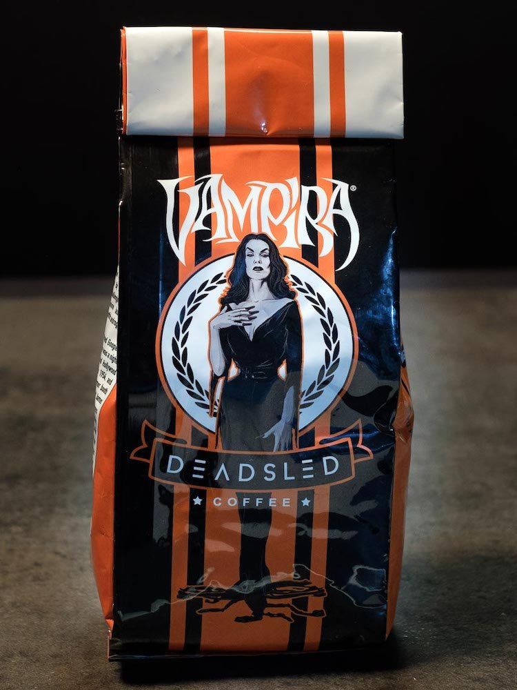 Vampira Dead Sled Coffee