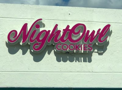 Night Owl Cookies, They're a Hoot!