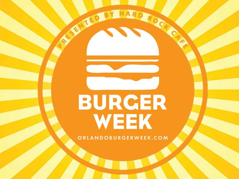 Orlando Burger Week 2020 is now 2 weeks long!
