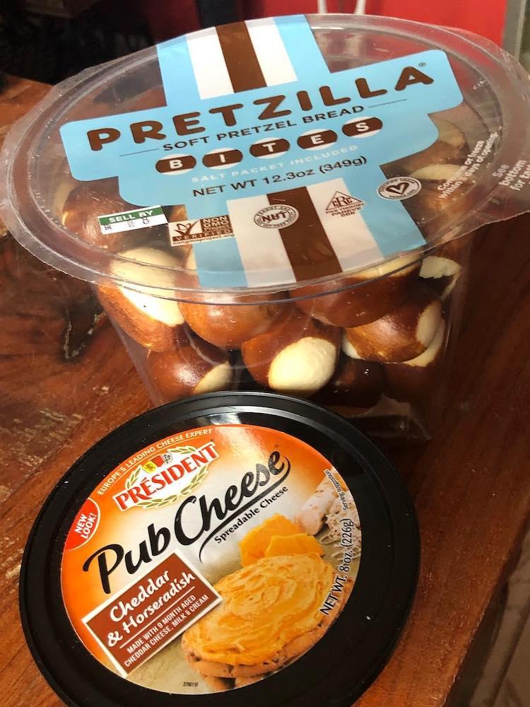 Pretzilla & Pub Cheese