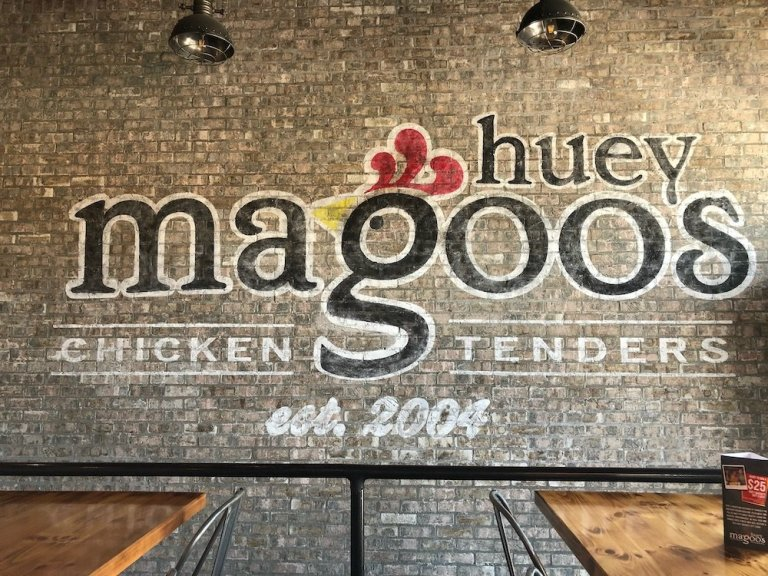 Huey Magoo's Chicken Tenders are Super Tasty!