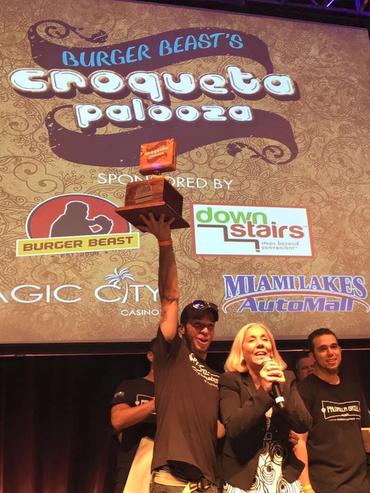 Palomilla Grill - Croqueta Palooza 2016 Judge's Winner