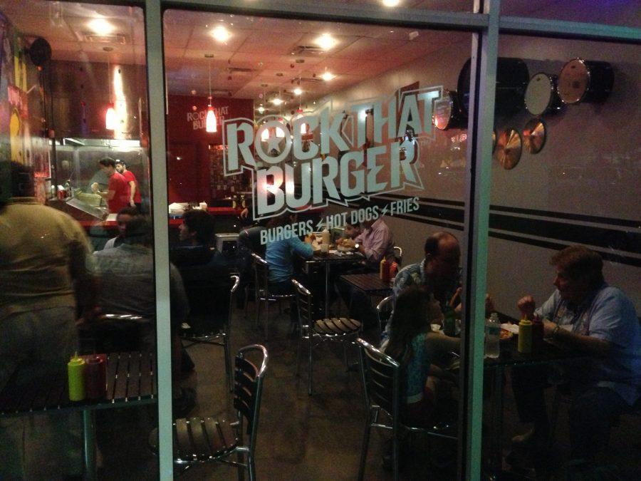 Rock That Burger