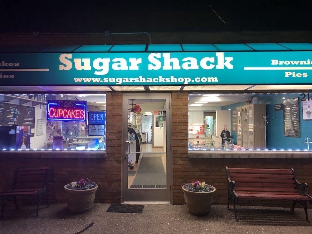 Sugar Shack in Lansing, Michigan