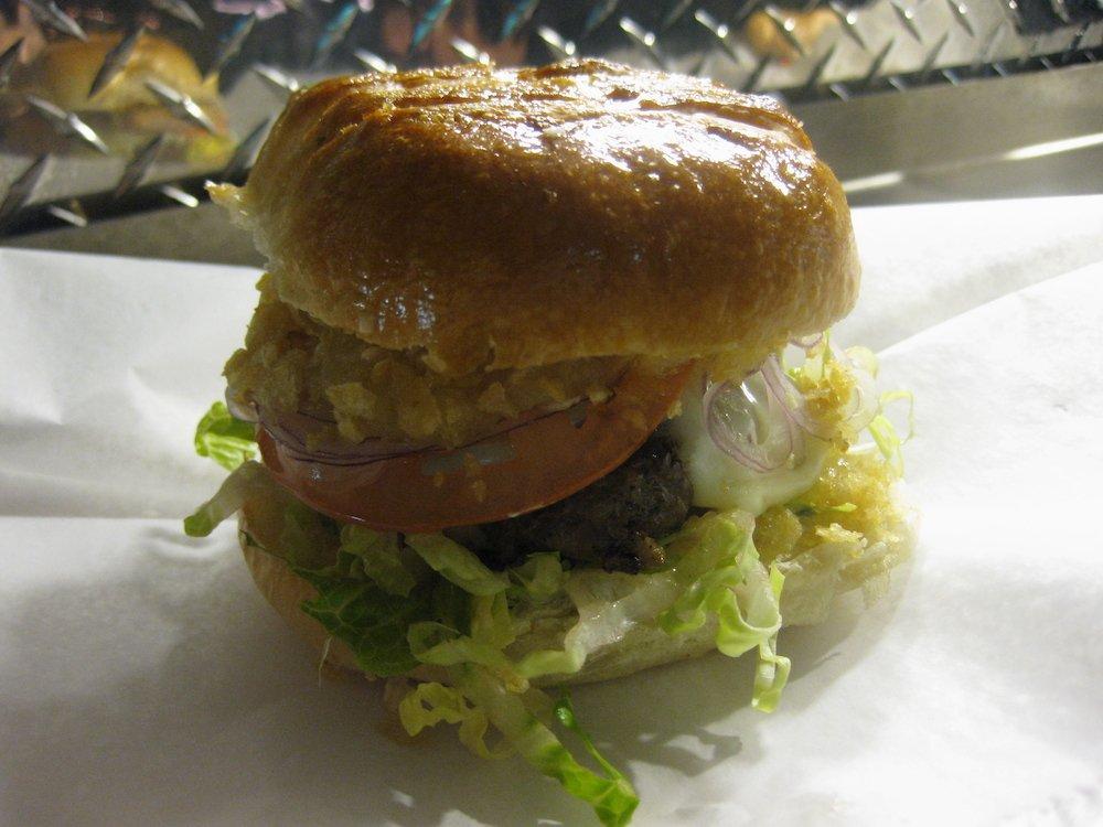 Yellow Submarine Yellow Burger