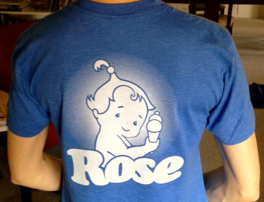 Sweet Rose Creamery TShirt