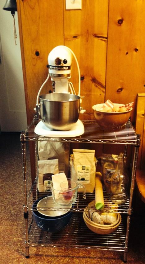 Baking Station Stuff