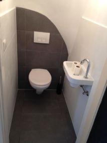 Toilet renovatie - klaar