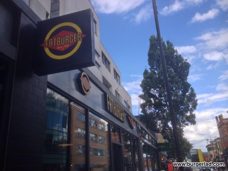 Fatburger UK Review