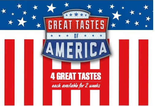Great Tastes of America 2017