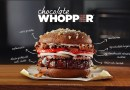 Burger King Chocolate Whopper
