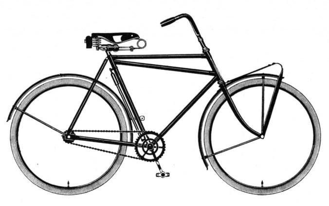 Burgers Dienstrijwiel 1926