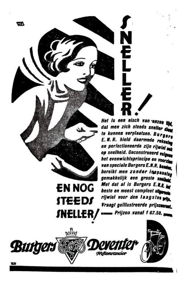Advertentie Burgers. leeuw cour. 30-06-1930