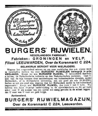 leeuw cour. 27-09-1922