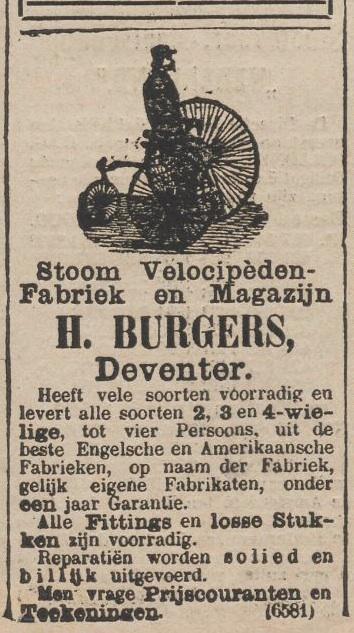 Het nieuws van den dag - kleine courant 08-06-1885