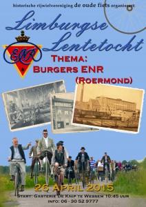 poster Lentetocht 2015