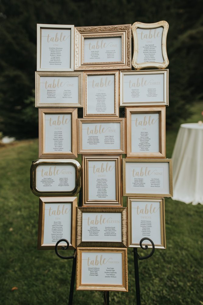 Soft Amp Romantic Outdoor Wedding At Seven Springs Lindsey