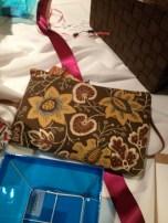 Burgheoisie Shoulder Bag and Clutch Set