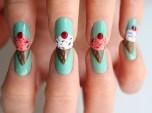Summer-Nail-Designs-for-Short-Nails-2014
