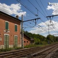 La Estación de tren de Borredon (Francia) y la memoria republicana