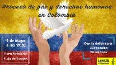 amnistia internacional 6 de mayo