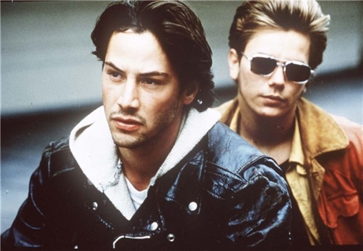 River Phoenix - Keanu Rives