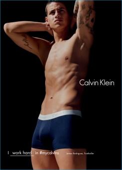 James Rodriguez Calvin Klein-9