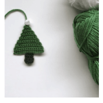 Christmas Bauble Crochet Pattern Burgundy And Blush