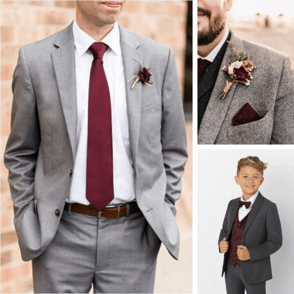 rustic burgundy wedding burgundy and gold wedding burgundy grey wedding burgundy gown burgundy bridesmaid burgundy groomsmen