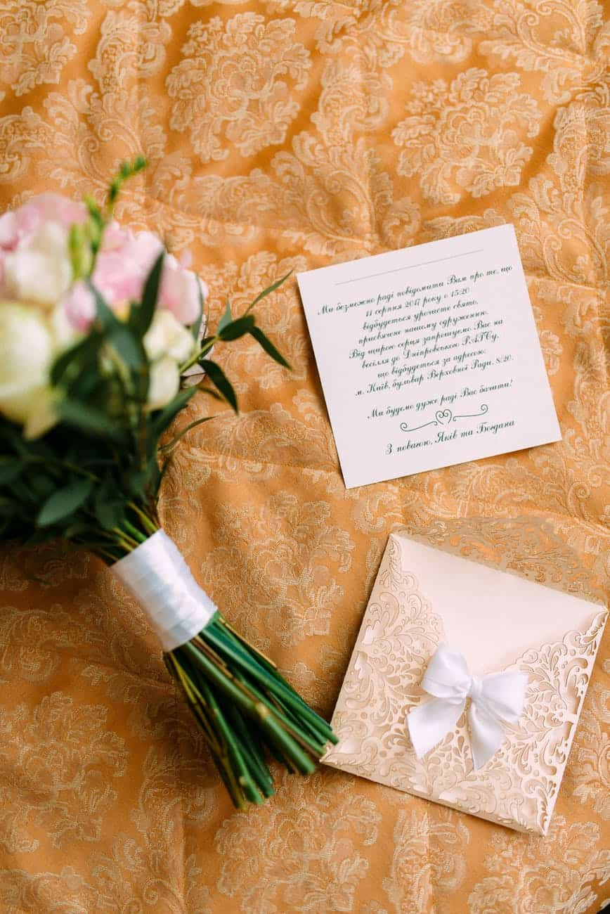 An Ultimate Guide To Wedding Invitation Etiquette And Wording You Must Know (2021)