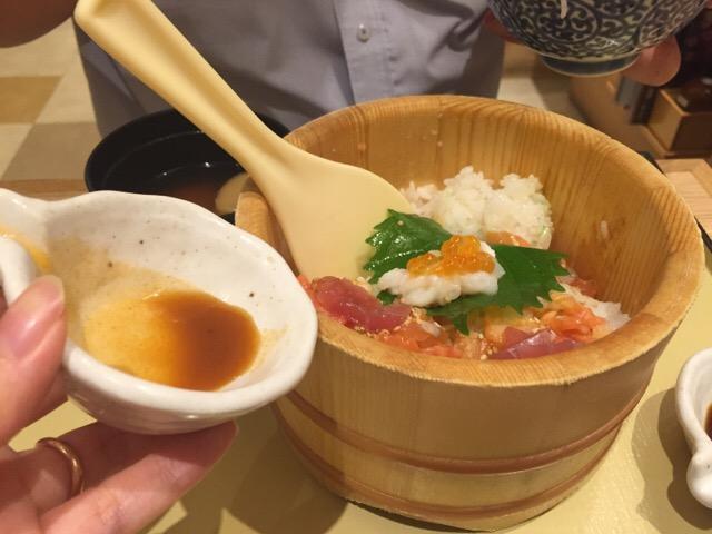 エビ味噌ソース