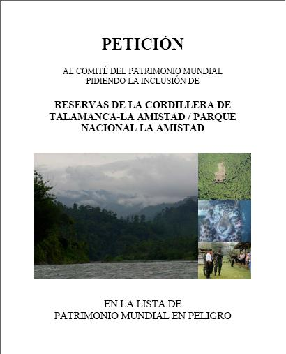 Petition Filed to Protect Panama World HeritageSite