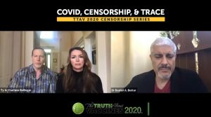 COVERING CENSORSHIP AND MEDICAL TYRANNY, TY AND CHARLENE BOLLINGER INTERVIEW DR RASHID BUTTAR ON THE COVID-19 AND H.R. 6666 TRACE BILL WHICH HAS SPARKED A BACKLASH SINCE IT IS UNCONSTITUTIONAL, CREATING THE EQUIVALENT OF 'MEDICAL SLAVERY.'