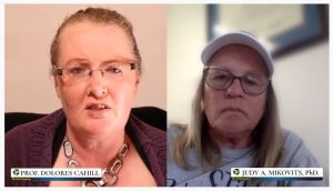Prof. Dolores Cahill is joined by Dr. Judy Mikovits & Dr. Sherri Tenpenny to discuss the importance of lifting the lockdown, ending social distancing and mask wearing and resisting any push for mandatory vaccinations.