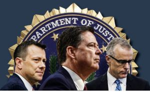 TIMELINE  OF FBI'S FISA ABUSE IN PRESIDENT TRUMP CAMPAIGN INVESTIGATION