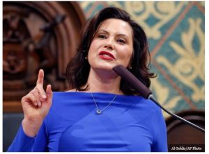 Detroit News: Whitmer's Husband Asked for Special Help to Launch Boat