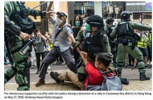 Hong Kong on the Brink of Communist Control With Beijing's Latest Aggression: Experts